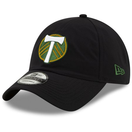 Portland Timbers New Era Team Gore-Tex 9TWENTY Adjustable Hat - Black - OSFA Gore Tex Rain Hat