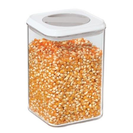 - Oggi Twist and Store Square Airtight Acrylic Canister, 76-Ounce
