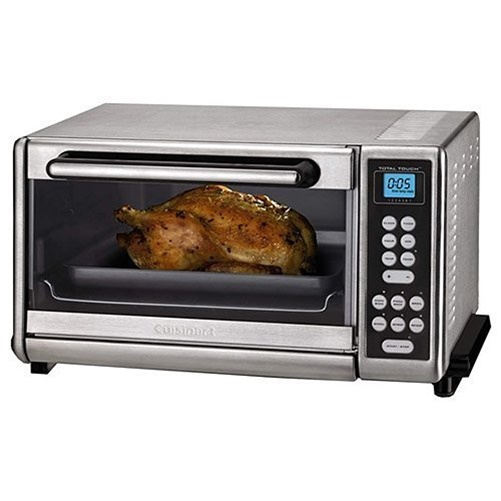 Cuisinart CTO-140PCFR Toaster Oven Broiler with Convection Refurbished