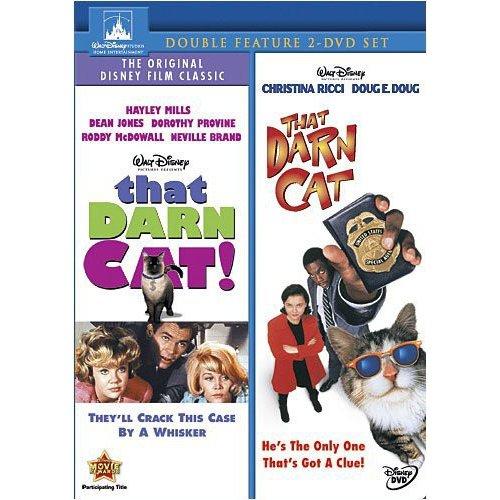 That Darn Cat (1965) / That Darn Cat (1997) (Widescreen)
