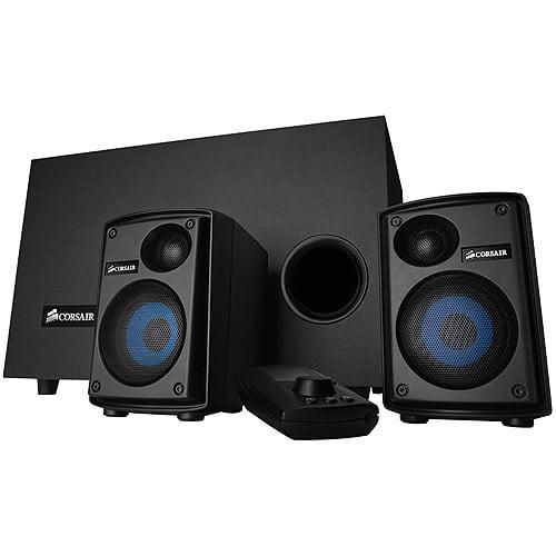 Corsair Gaming Audio Series SP2500 - Speaker system - for PC - 2.1-channel - 232 Watt (total)