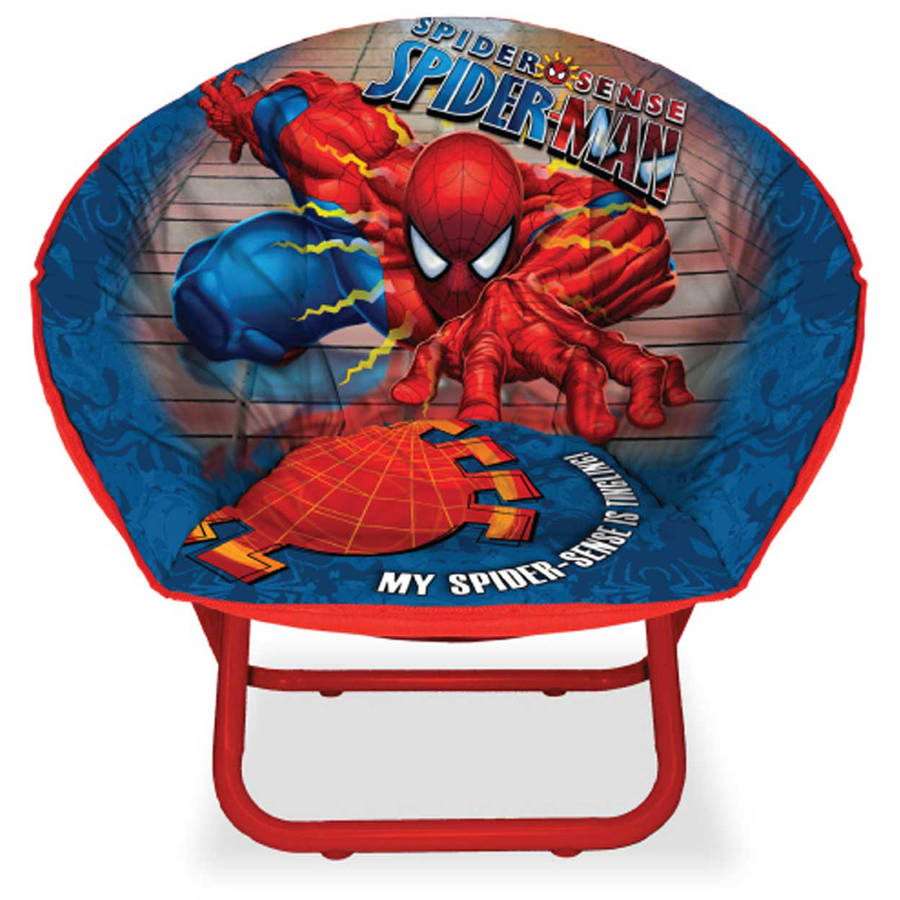 Spiderman Mini Saucer Chair by Marvel