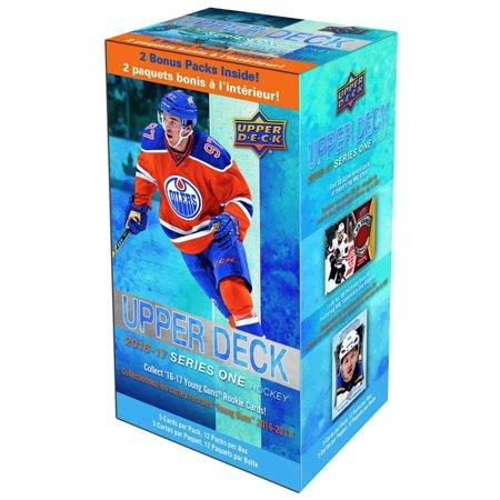 NHL Upper Deck 2016-17 Hockey Series 1 Blaster