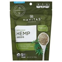 Navitas Navitas  Hemp Seeds, 3 oz
