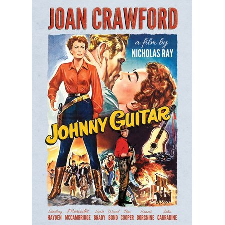 - Johnny Guitar (DVD)