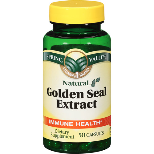 Spring Valley Golden Seal Extract 50ct