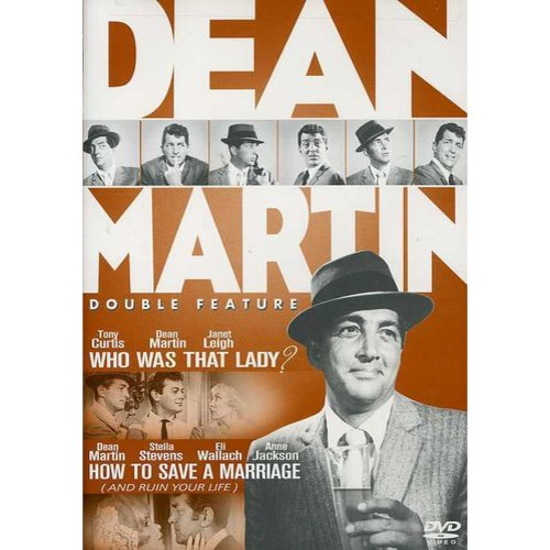Dean Martin Double Feature: How To Save A Marriage (And Ruin Your Life)   Who Was That Lady? (Widescreen) by COLUMBIA TRISTAR HOME VIDEO