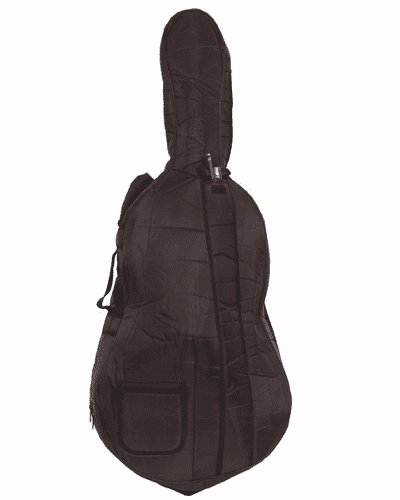 Enthral Nighout Triple Padded Cello Bag by