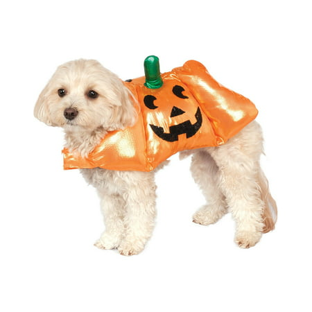 Pup-O-Lantern Pet Dog Cat Jackolantern Pumpkin Halloween Costume (Dog Football Costumes Halloween)