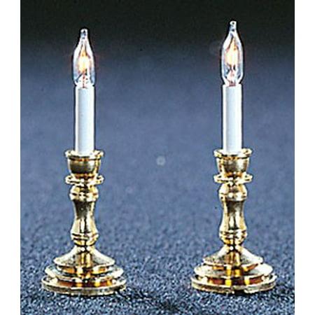 Dollhouse &Mh768: Candlesticks (Pr)