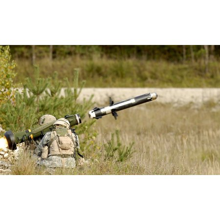 Anti Tank Missile Anti Tank Guided Missile Rocket Poster Print 24 x (Best Anti Tank Missile)