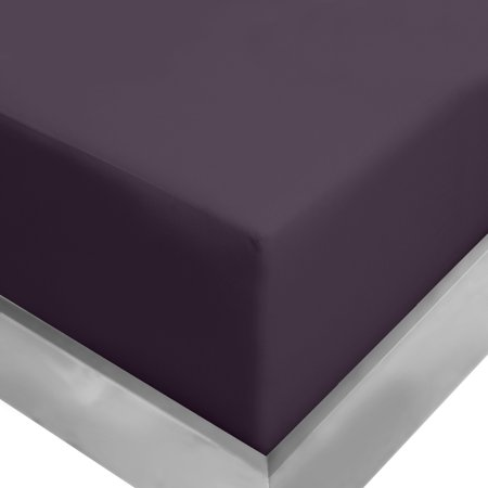 Clara Clark 18 21 Inch Deep Pocket Fitted Sheet For