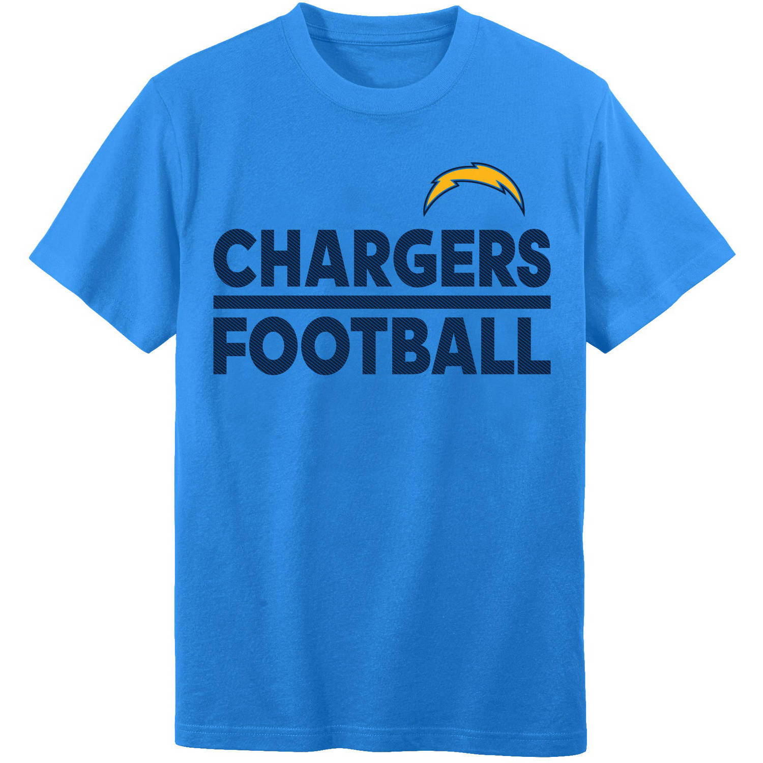 NFL Los Angeles Chargers Youth Short Sleeve Alternate Tee