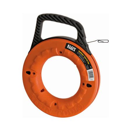 Klein tools depthfinder 1 8 inch x x 65 ft steel for Fish tape walmart