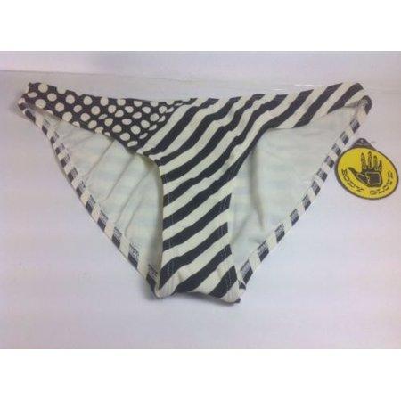 Open Bottom Body (Body Glove Women's Crush Bikini Bottoms)