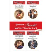 Harlequin Presents May 2017 - Box Set 1 of 2 - eBook