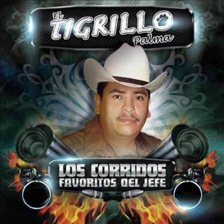 El Tigrillo Palma Los Corridos Favoritos del Jefe CD - image 1 de 1