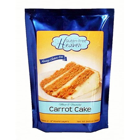 Gluten-Free Heaven Carrot Cake Mix