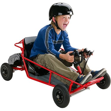 (Razor Electric-Powered Off-Road Dune Buggy)