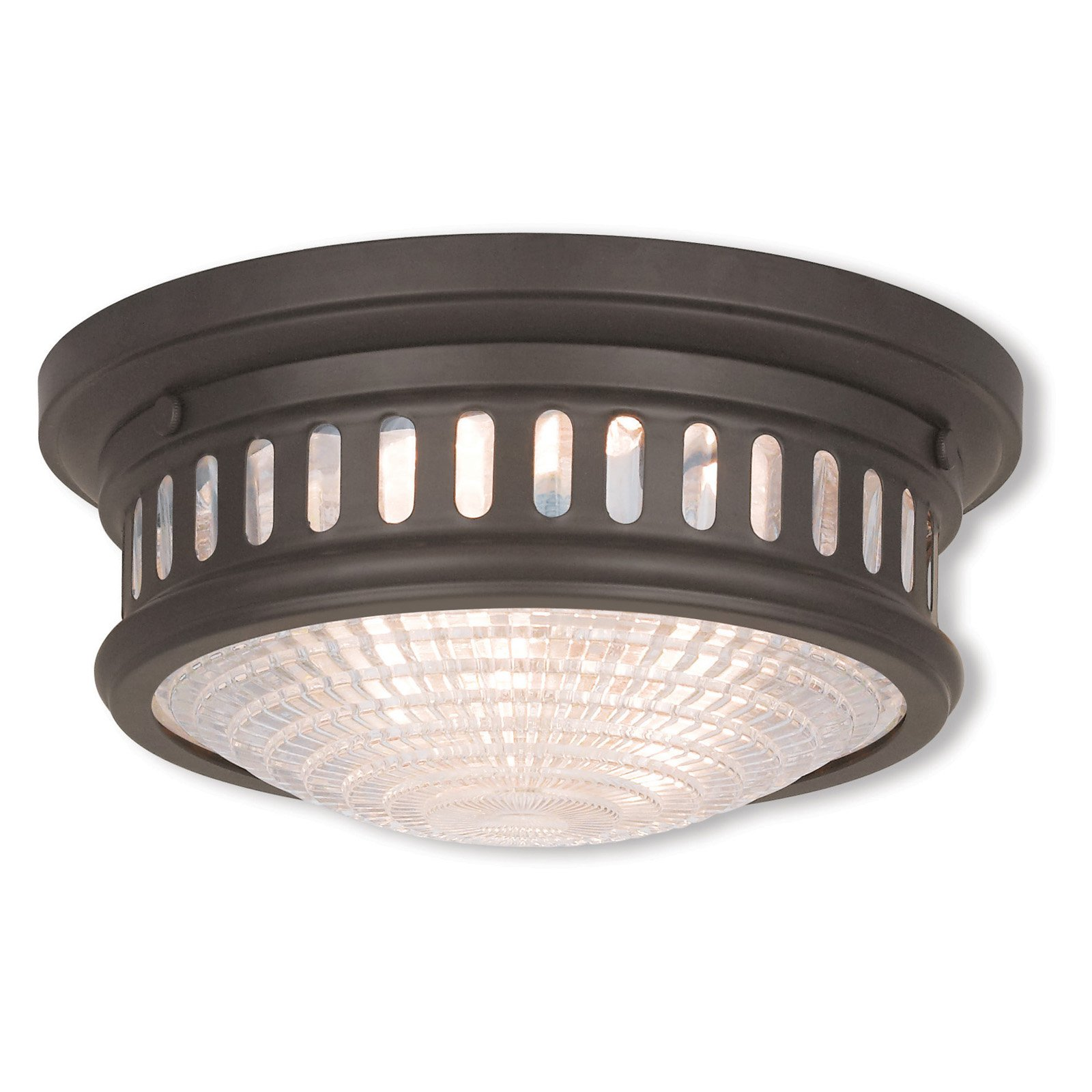 Livex Lighting Berwick 2 Light Ceiling Mount