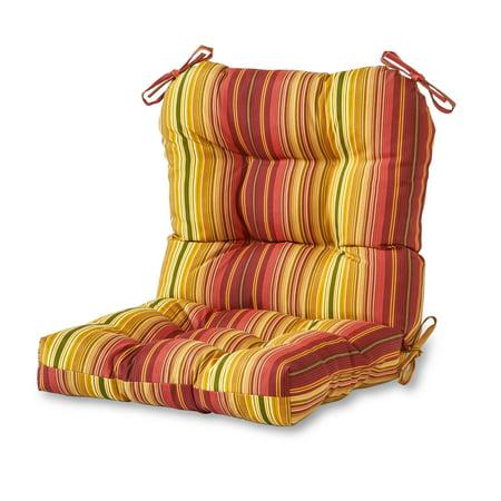Greendale Home Fashions Kinnabari Outdoor Chair Cushion