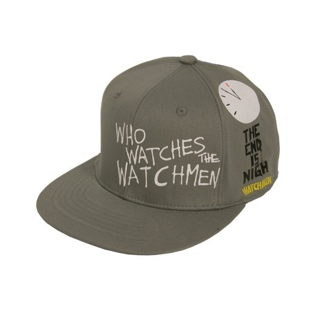 Watchmen - Hat - Flat Bill Baseball Who Watches