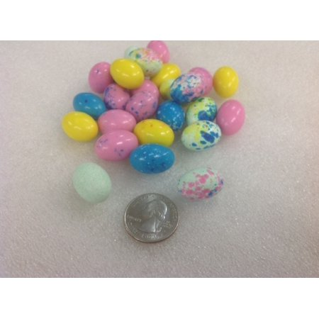 easter egg gumballs bubble gum eggs 2 pounds easter candy walmart com