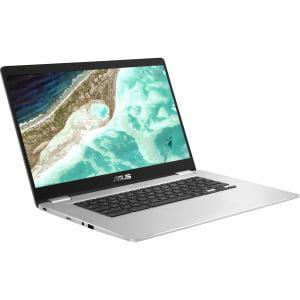 ASUS (C523NA-DH02) Chromebook Laptop 15.6, Intel Dual-Core Celeron N3350, 32GB Flash Storage, 4GB RAM, C523NA-DH02