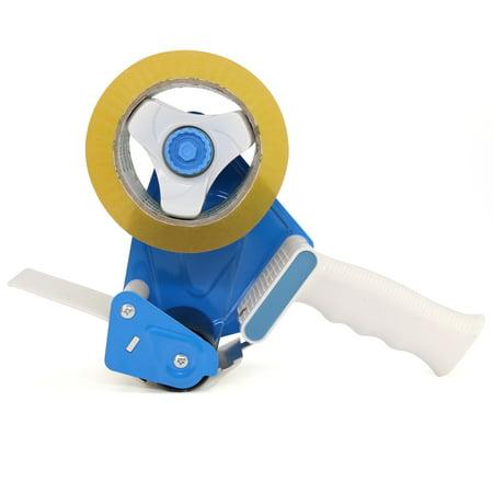 Packing Tape Gun Dispenser Lightweight and Adjustable Packaging Tape Gun 2