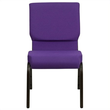 Hercules Series 18.5 in. Wide Chair with 4.25-inch thick Seat - (Stacking Guest Chair)