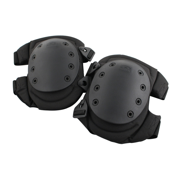 Safariland Centurion Knee Pads One Size Fits all Black by SAFARILAND