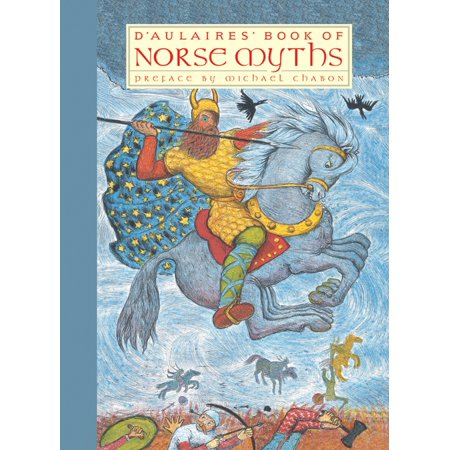 D'Aulaires' Book of Norse Myths - Aphrodite Myth For Kids