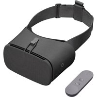 (Refurbished) Google Daydream View VR Headset w/ Remote (2nd Gen) - Charcoal