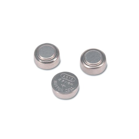Pack of 12 Lithium Button Cell AG13 Replacement Batteries - 3