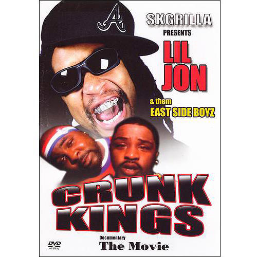 Lil Jon & Them East Side Boyz: Crunk Kings - The Movie (DVD + CD)