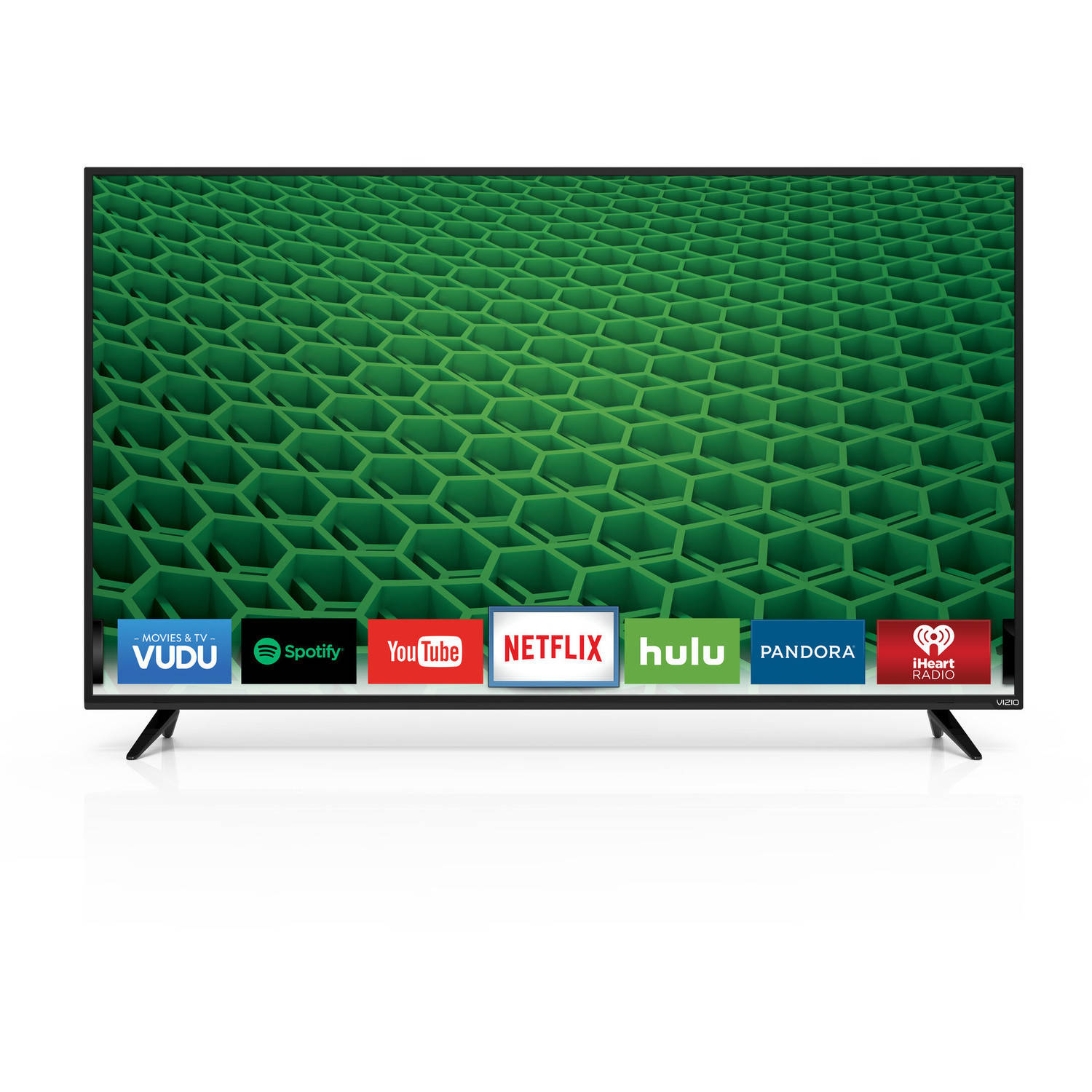 "VIZIO D65-D2 D-Series 65"" 1080p 120Hz Fully Array LED Smart HDTV"
