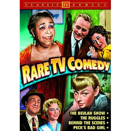 Rare TV Comedy (DVD)