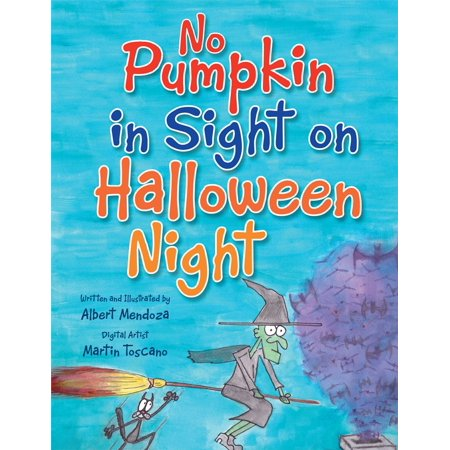 No Pumpkin in Sight on Halloween Night - eBook (Halloween Pumpkin Drawing For Kids)