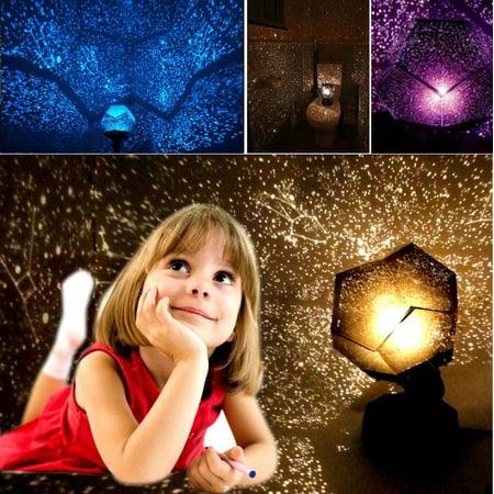 - Astro Planetarium Star Celestial Projector Cosmos Light Night Sky Lamp Romantic