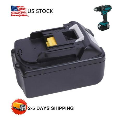 NEW Battery for MAKITA BL1830 BL1835 BL1830 3.0Ah 18V l iion LXT400 194230-4 (Mykita Glas)
