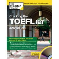 TOEFL & IELTS Prep Books - Walmart com