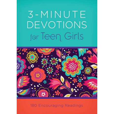 3-Minute Devotions for Teen Girls : 180 Encouraging Readings - Spice Girls Halloween Tutorial
