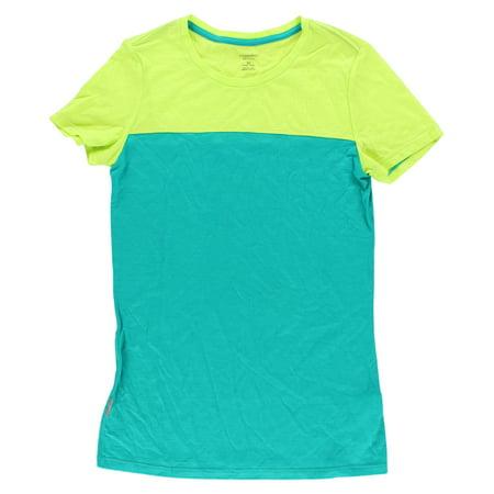 Icebreaker Womens Tech Lite Short Sleeve Crew Shirt Teal