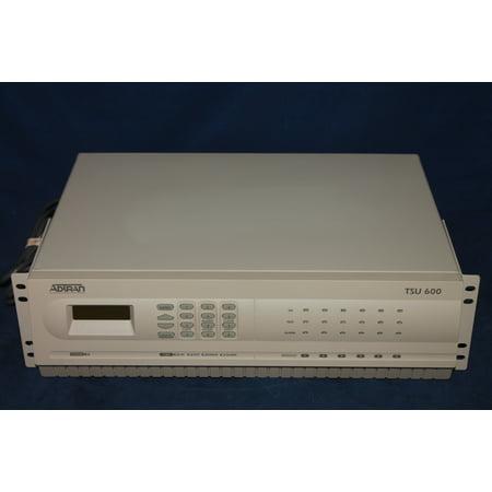 1202076L2 Heci: DDS3WSX Adtran TSU 600 TI/FT1 multiplexer1 x T1 1.544MBPS T1