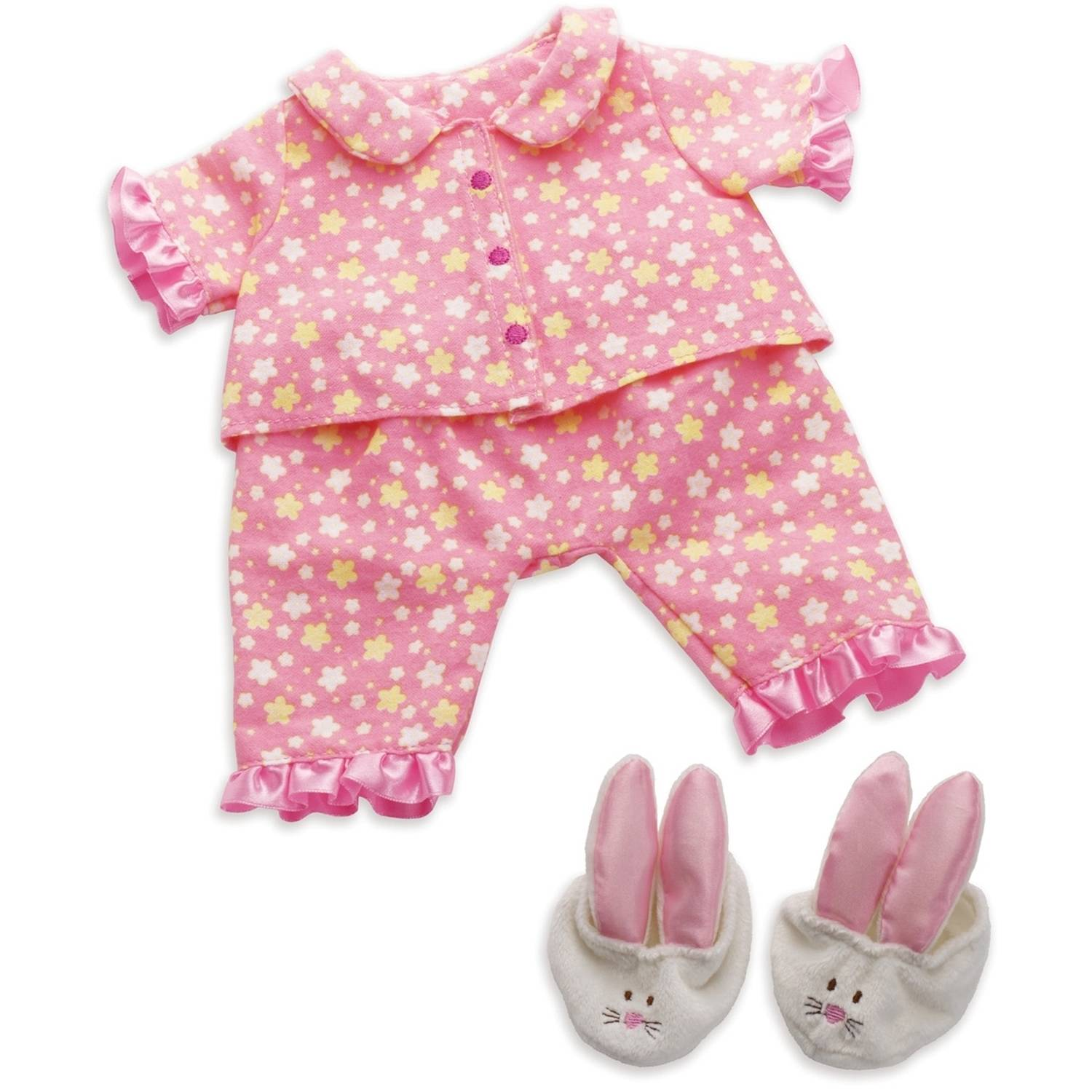 "Manhattan Toy Baby Stella, Goodnight PJ 15"" Baby Doll Outfit"