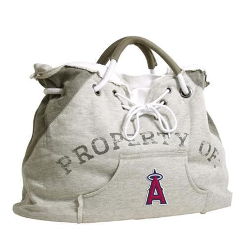 ProFanity PF-650401-ANGL-GREY Los Angeles Angels Property of Hoody Tote