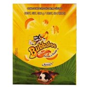Product Of Bubbaloo, Chewing Gum Platano (Banana), Count 50 - Gum / Grab Varieties & Flavors