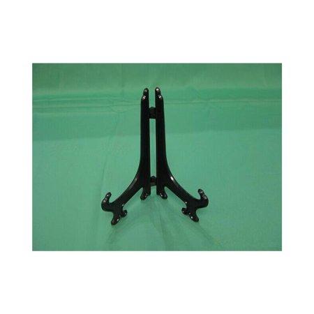 - Black Plastic Art Plates Stand Rack for Display Folding Plate Holer