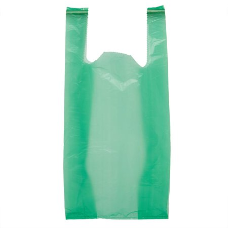 """Emerald Green Tshirt Bags 