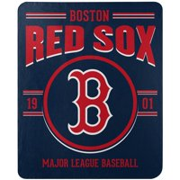 Boston Red Sox The Northwest Company 50'' x 60'' Southpaw Fleece Throw Blanket - No Size